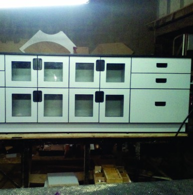 Cabinets 8A