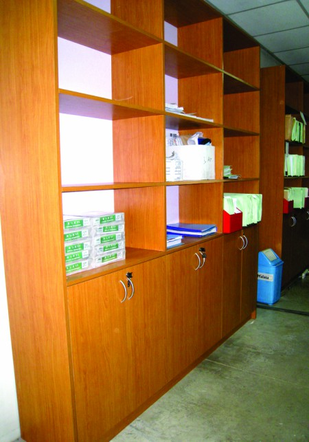 Cabinets 34A