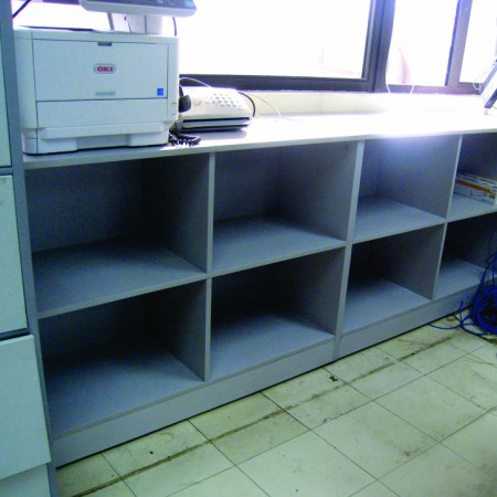 Cabinets 13A